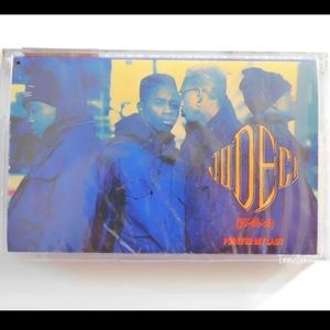 Vintage Jodeci Cassette Tape, In Plastic